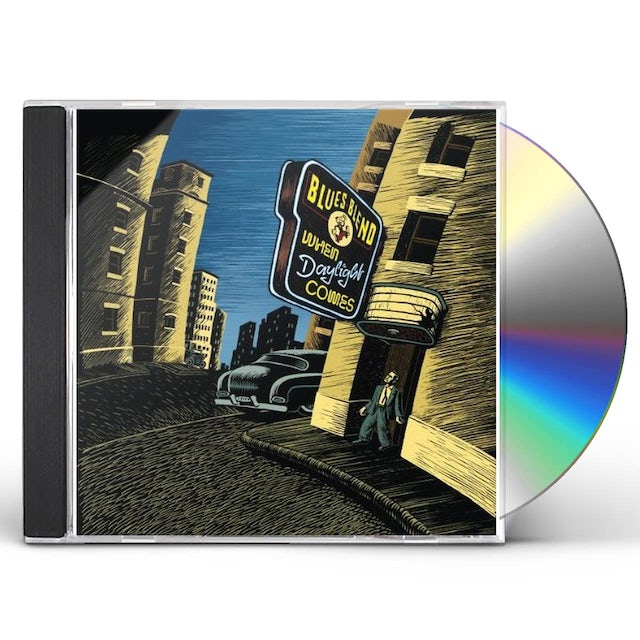 Blues Blend WHEN DAYLIGHT COMES CD