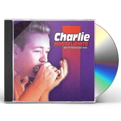 Charlie Musselwhite BEST OF THE VANGUARD YEARS CD