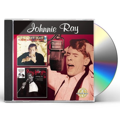 Johnnie Ray BIG BEAT / I CRY FOR YOU CD
