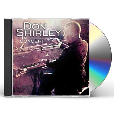 Don Shirley IN CONCERT CD