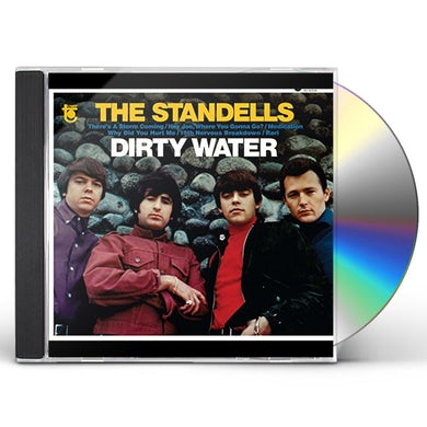 The Standells DIRTY WATER CD