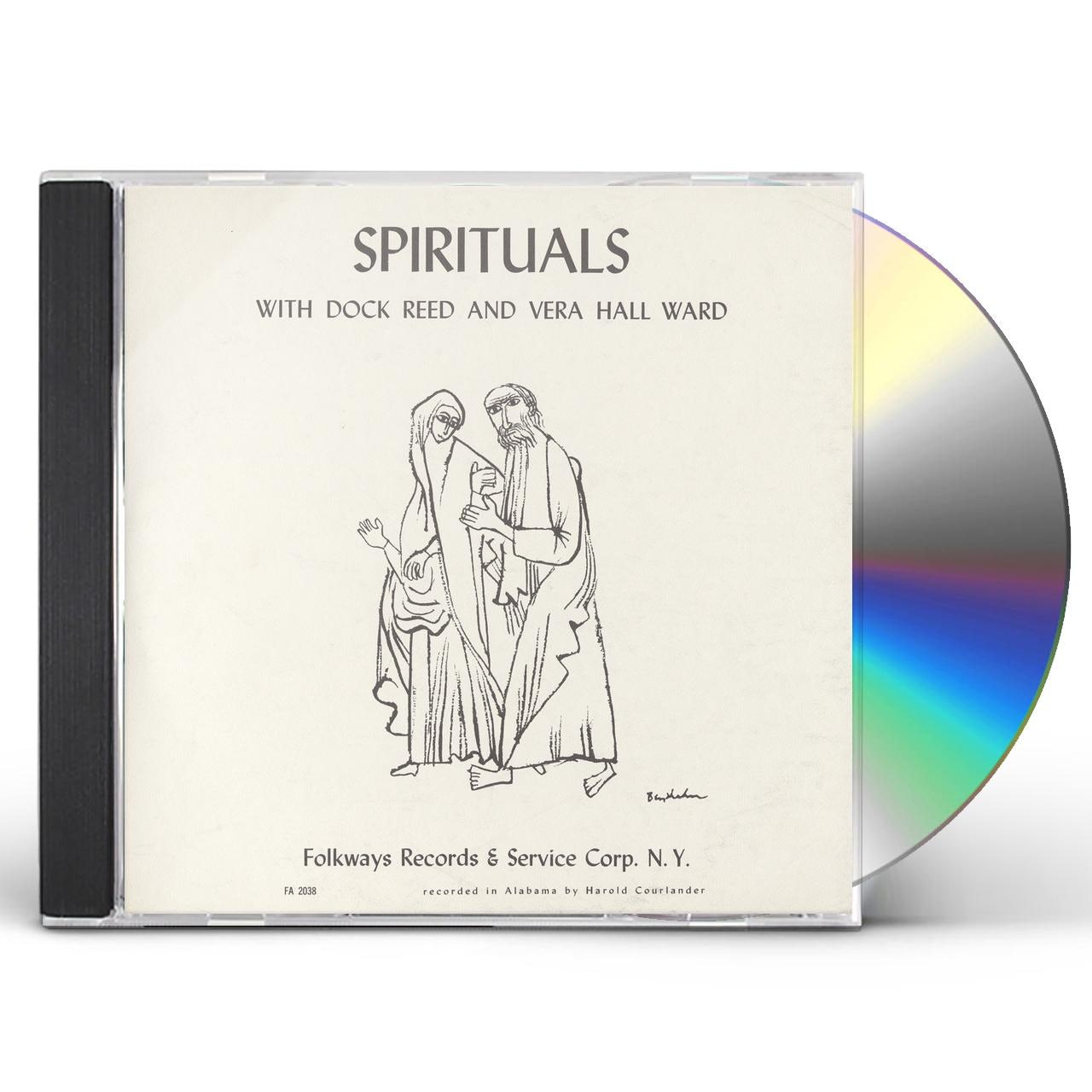 Spirituals With Dock Reed And Vera Hall Ward Cd
