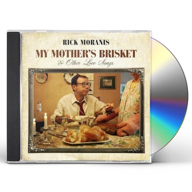 Rick Moranis MY MOTHER'S BRISKET & OTHER LOVE SONGS CD