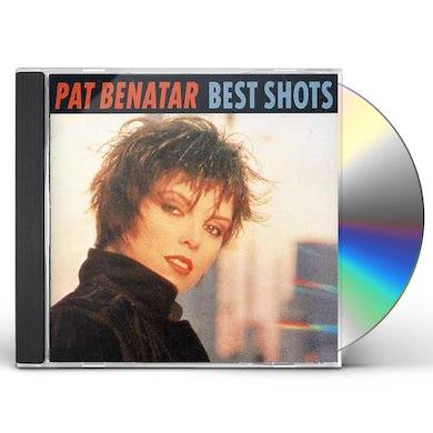 Pat Benatar BEST SHOTS CD