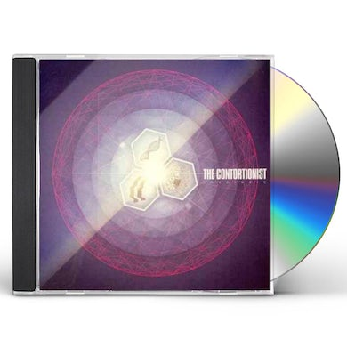 Contortionist INTRINSIC CD