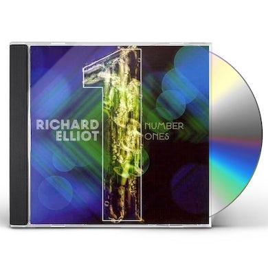 Richard Elliot NUMBER ONES CD