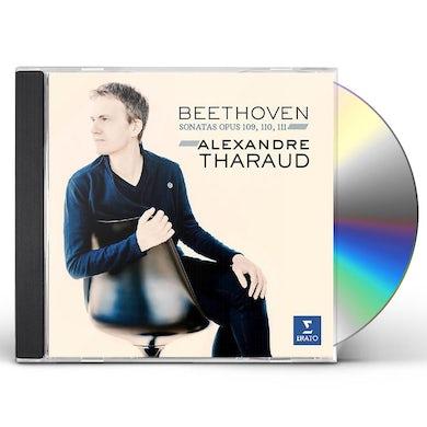 Alexandre Tharaud BEETHOVEN: PIANO SONATAS NOS. 30-32 CD