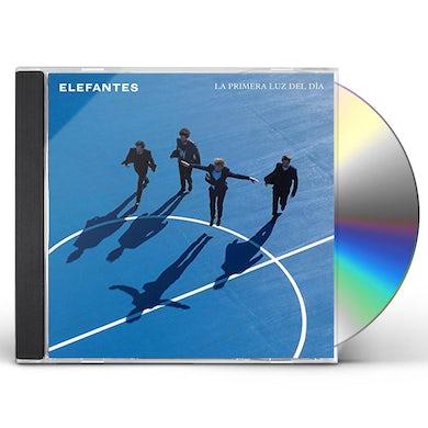 ELEFANTES LA PRIMERA LUZ DEL DIA CD
