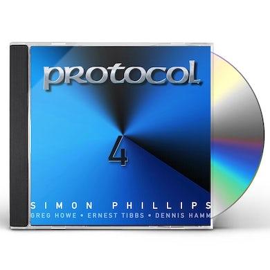 Simon Phillips Protocol 4 CD