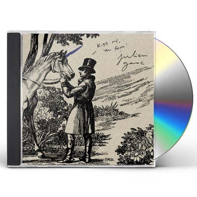 Julien Gasc KISS ME YOU FOOL CD