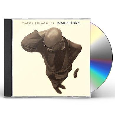 Manu Dibango WAKAFRIKA CD