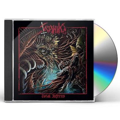Satanika TOTAL INFERNO CD