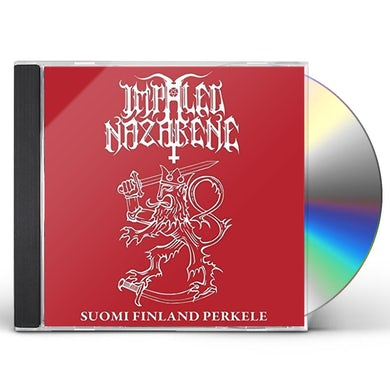 Impaled Nazarene SUOMI FINLAND PERKELE CD