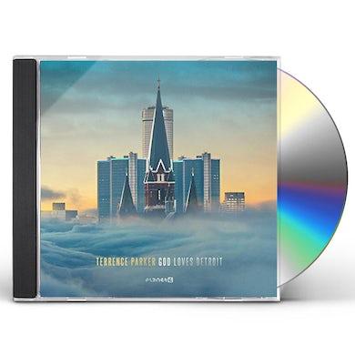 Terrence Parker GOD LOVES DETROIT CD
