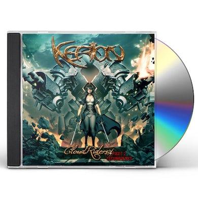 Kerion CLOUDRIDERS 2: TECHNOWARS CD