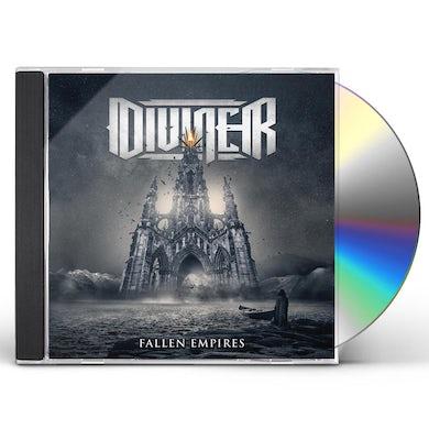 DIVINER FALLEN EMPIRES CD