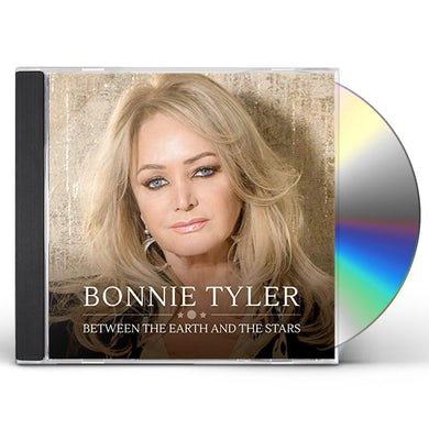 Bonnie Tyler BETWEEN THE EARTH & THE STARS CD