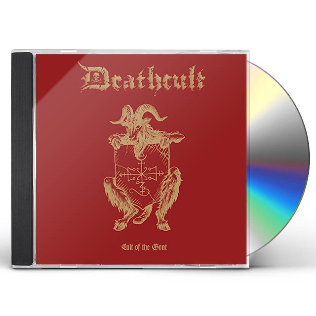 Deathcult CULT OF THE GOAT CD