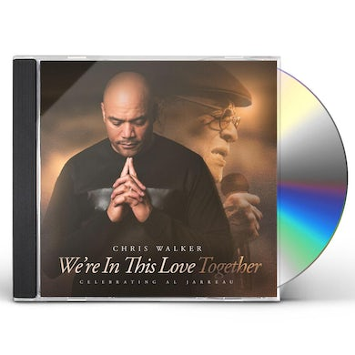 WE'RE IN THIS LOVE TOGETHER (MQA-CD) CD