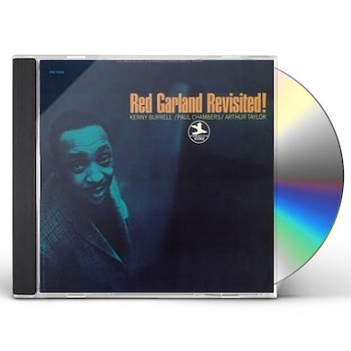Red Garland REVISITED CD
