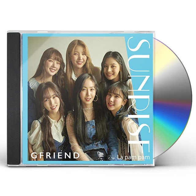 GFRIEND SUNRISE CD
