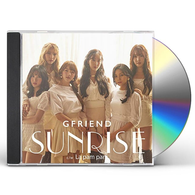 GFRIEND UNTITLED (VERSION B) CD