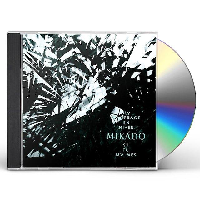 Mikado NAUFRAGE EN HIVER CD