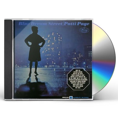 Patti Page BLUE DREAM STREET CD