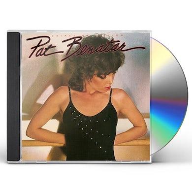 Pat Benatar CRIME OF PASSION CD