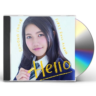 Sonoko Inoue HELLO CD
