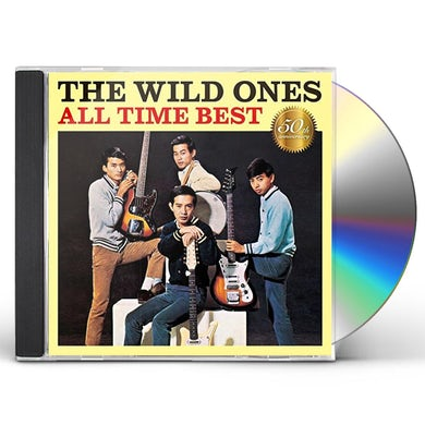 Wild Ones DEBUT 50TH ANNIVERSARY ALL TIME BEST CD