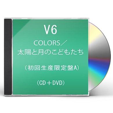 V6 COLORS / TAIYO TO TSUKI NO KODOM CD