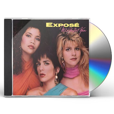 Expose WHAT YOU DON'T KNOW: DELUXE EDITION CD