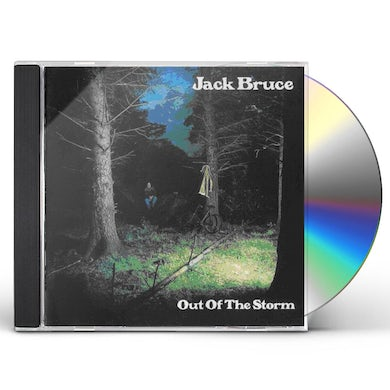 Jack Bruce OUT OF THE STORM CD