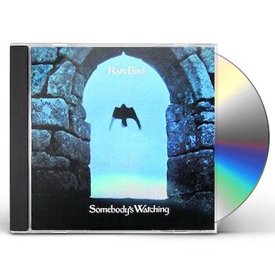 Rare Bird SOMEBODY'S WATCHING CD
