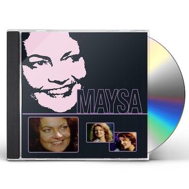 Maysa ENSAIO: INTENSA EMOCAO CD