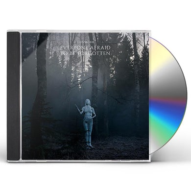 ionnalee EVERYONE AFRAID TO BE FORGOTTEN CD