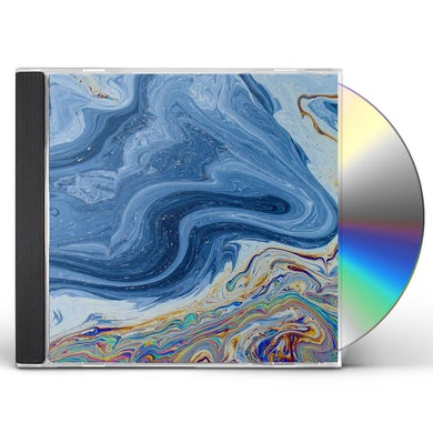 Floating Points CRUSH CD