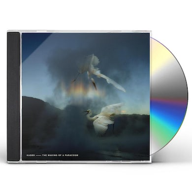 Kasbo MAKING OF A PARACOSM CD