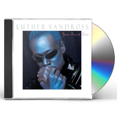 Luther Vandross YOUR SECRET LOVE CD