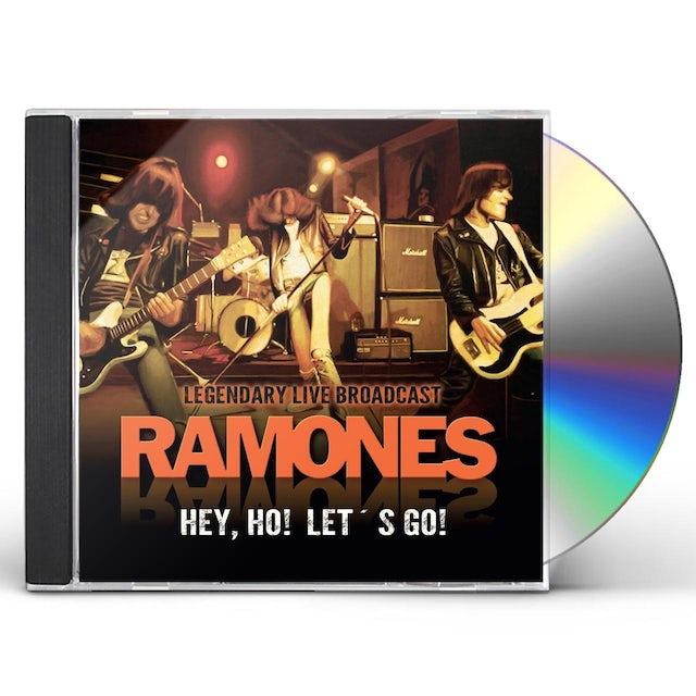 Ramones HEY HO LET'S GO CD