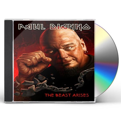 Paul Dianno BEAST ARISES CD