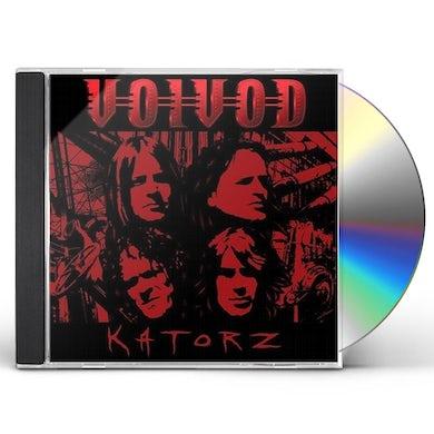 Voivod KATORZ CD