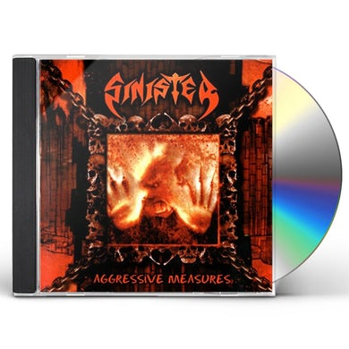 Sinister AGGRESSIVE MEASURES CD