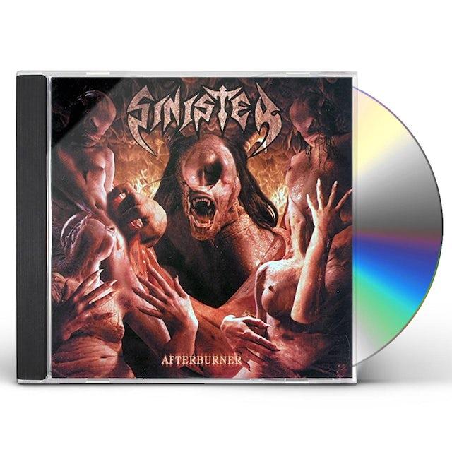 Sinister AFTER BURNER CD