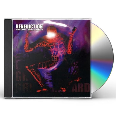 Benediction GRIND BASTARD CD