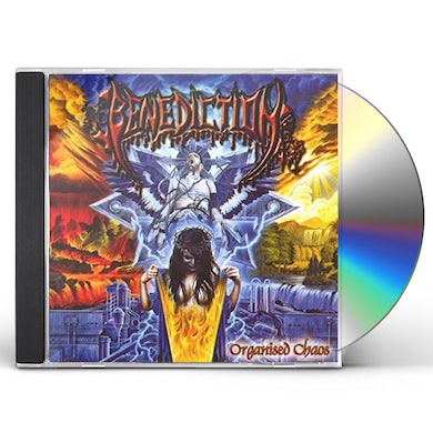 Benediction ORGANISED CHAOS CD