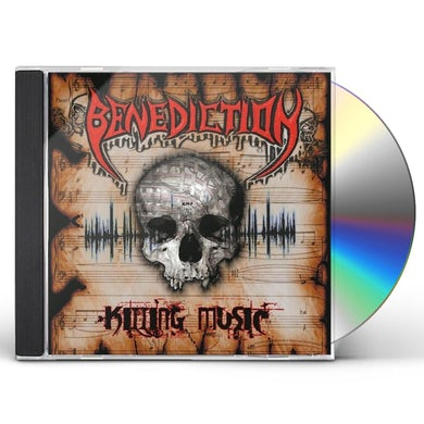 Benediction KILLING MUSIC CD