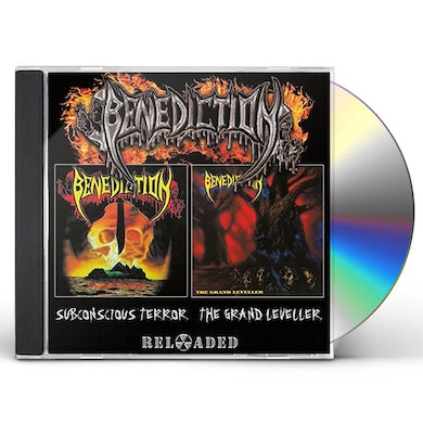 Benediction SUBCONSCIOUS TERROR / GRAND LEVELER CD