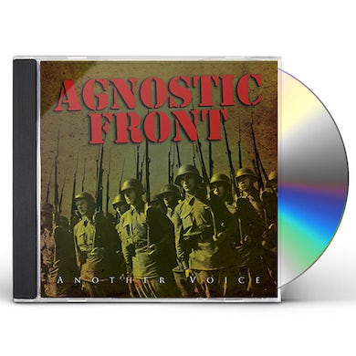 Agnostic Front ANOTHER VOICE CD